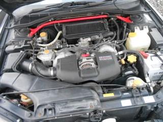 Решетка радиатора Subaru Legacy B4 Владивосток