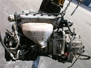 Двигатель Suzuki Cultus Владивосток