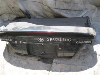 Крышка багажника Toyota Chaser Новосибирск