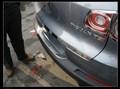Накладка на бампер для Volkswagen Tiguan