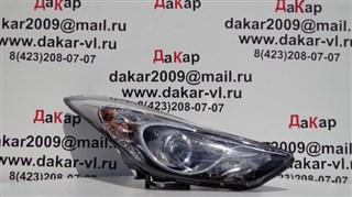 Фара Hyundai Avante Владивосток