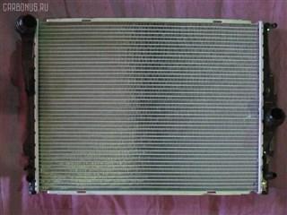 Радиатор основной BMW X1 Новосибирск