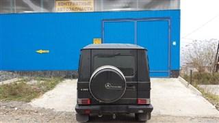 Катафот Mercedes-Benz G-Class Владивосток
