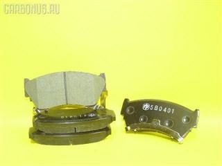 Тормозные колодки Subaru Leone Владивосток