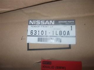 Крыло Nissan Patrol Владивосток