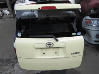 Дверь задняя Toyota Sienta Владивосток