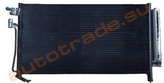 Радиатор кондиционера Subaru Tribeca B9 Иркутск