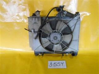 Радиатор основной Toyota Funcargo Уссурийск