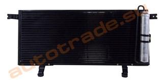 Радиатор кондиционера Mitsubishi Outlander XL Иркутск