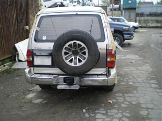 Бампер Mitsubishi Pajero Владивосток