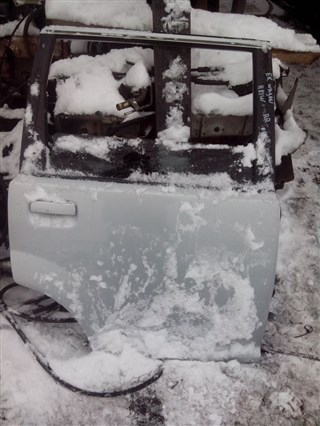 Дверь Mitsubishi EK Wagon Уссурийск