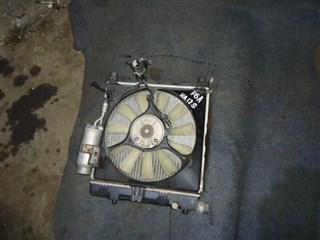 Радиатор основной Suzuki Alto Владивосток