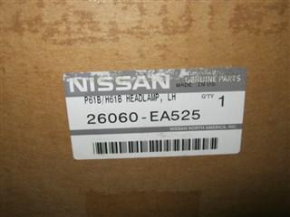 Фара Nissan Pathfinder Владивосток