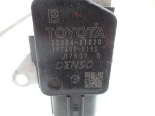 Расходомер воздушный Toyota Corolla Rumion Владивосток