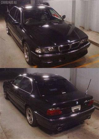 Подкрылок BMW 7 Series Новосибирск