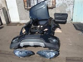 Капот BMW X6 Хабаровск