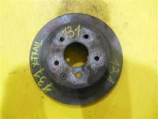 Тормозной диск Nissan X-Trail Уссурийск