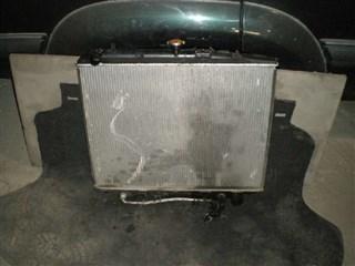 Радиатор основной Isuzu Bighorn Владивосток