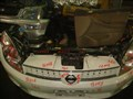 Рамка радиатора для Nissan Lafesta