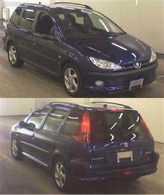 Стоп-сигнал Peugeot 206 Новосибирск
