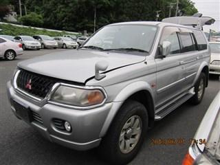 Ограничитель двери Mitsubishi Challenger Новосибирск