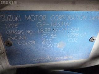 Блок управления климат-контролем Suzuki Jimny Wide Новосибирск