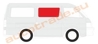 Стекло Volkswagen Caravelle Иркутск