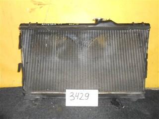 Радиатор основной Toyota Altezza Уссурийск