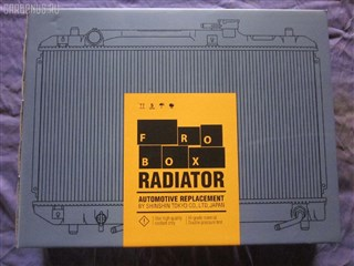Радиатор основной Citroen Berlingo Владивосток