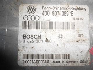 Блок управления asc Audi A8 Челябинск