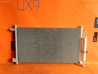 Радиатор кондиционера Nissan Tiida Latio Владивосток