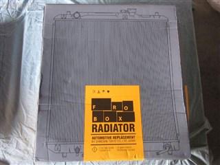 Радиатор основной Nissan Pathfinder Владивосток