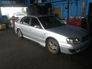 Накладка на бампер Subaru Legacy B4 Уссурийск