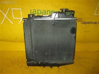 Радиатор основной Daihatsu Charade Новосибирск