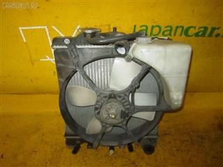 Радиатор основной Honda Capa Новосибирск