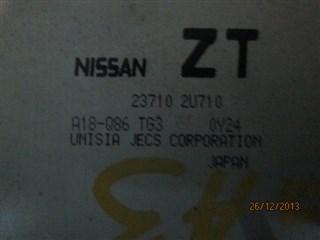 Блок управления efi Nissan Cube Владивосток