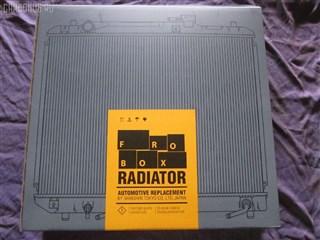 Радиатор основной Isuzu Trooper Владивосток