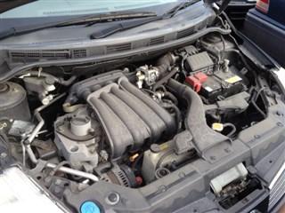Двигатель Nissan Tiida Latio Владивосток