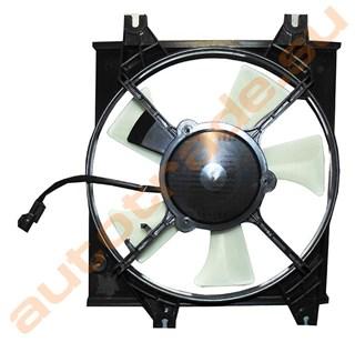 Диффузор радиатора Hyundai Accent Владивосток