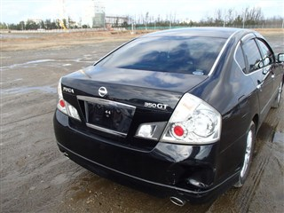 Крышка багажника Nissan Fuga Владивосток