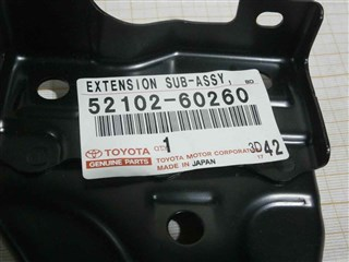 Крепление бампера Lexus GX460 Владивосток