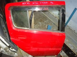 Дверь Toyota Will Cypha Владивосток