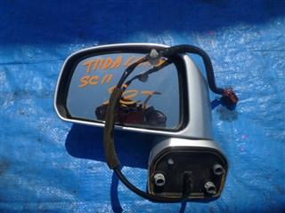 Зеркало Nissan Tiida Latio Владивосток
