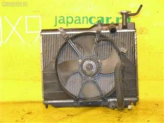 Радиатор основной Honda Z Новосибирск