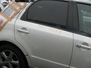 Дверь Suzuki SX4 Владивосток