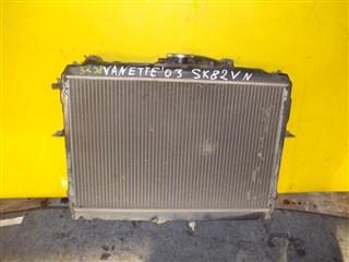 Радиатор основной Nissan Vanette Уссурийск
