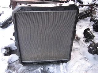 Радиатор основной Nissan UD Хабаровск