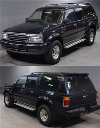 Подкрылок Mazda Proceed Marvie Комсомольск-на-Амуре