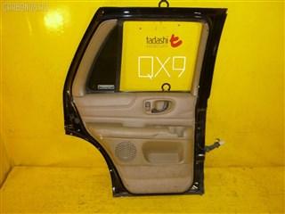 Дверь Chevrolet Blazer Новосибирск