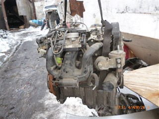 Двигатель Ford Escort Новосибирск